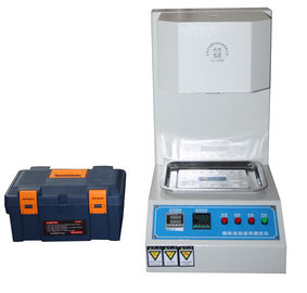 Cina High Precision Temperature Control Melt Flow Rate Tester Operasi Mudah pemasok