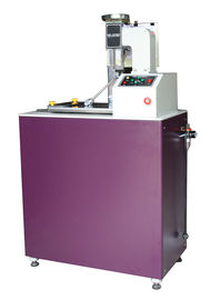 Cina ASTM - F489 Peralatan Pengujian Kulit JAMES Static Friction Coefficient Test Machine pemasok
