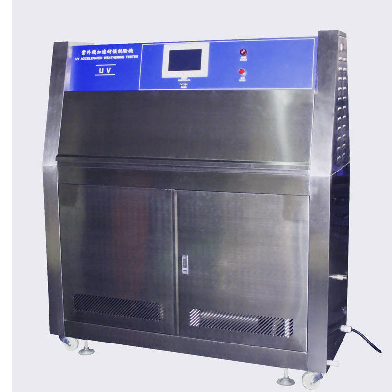 Programmable Temperature Controller Industrial Plastic UV Aging Test Chamber Ultra Violet Accelerating Aging Tester