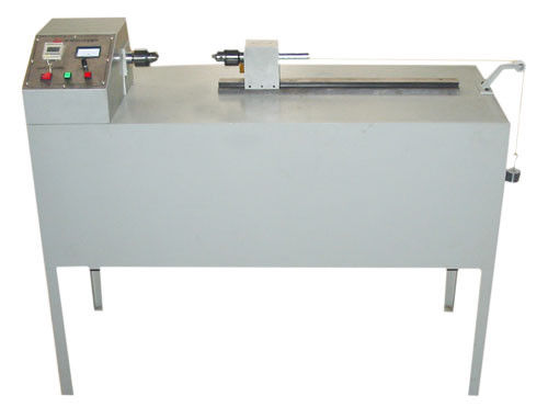 Speed Adjustable Torsion Strength Tester In Cable Testing Equipment For Insulated Materials