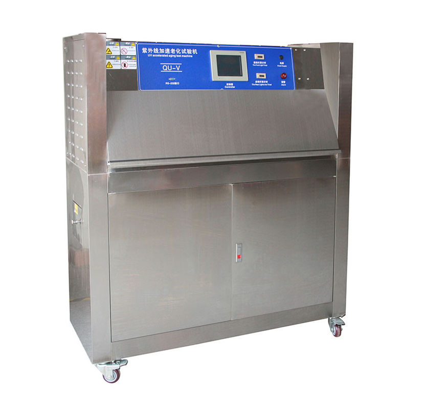 Electronic Paper Testing Equipments Weathering / UV Aging Test Chamber