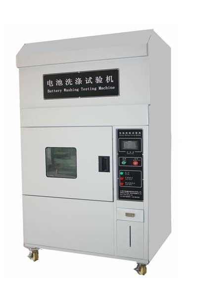 GB 31241 P.I.D. Control Alkaline Solution Battery Washing Testing Machine for Battery Packs